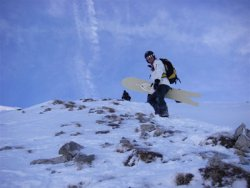Freeride en Swallow