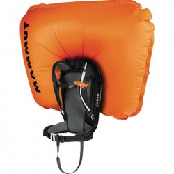 The Removable Airbag System 3.0 is an avalanche airbag system based on a square, brightly-colored airbag that deploys behind the (...)